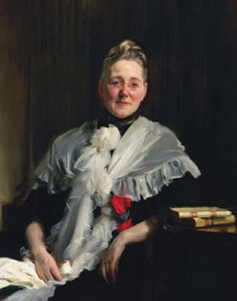Mary Elizabeth Garrett