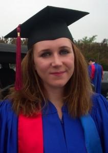 Nora's graduation
