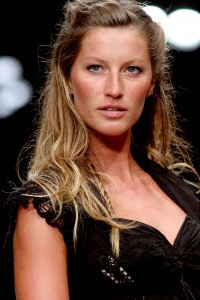 Gisele Bundchen/Wikimedia Commons
