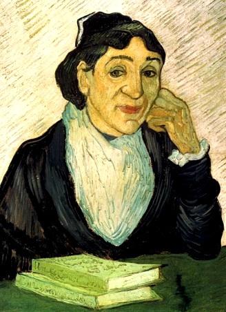 L'Arlesienne / Vincent van Gogh