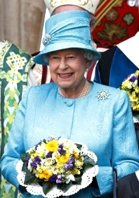 Queen Elizabeth II on her 85th birthday